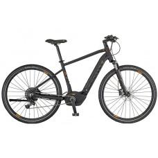 Elektrinis dviratis Scott E - Sub Cross 10