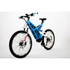 Elektrinis dviratis ZBIKE Z2