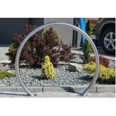 Ovalus dviračių dvipusis stovas O